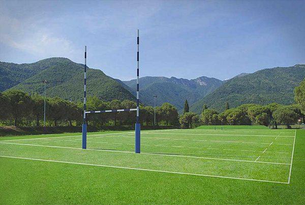 campi da rugby in erba sintetica